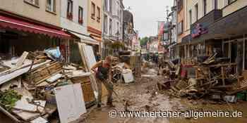 Herten hilft Hochwasseropfern: Spendenbereitschaft lässt nicht nach - Hertener Allgemeine