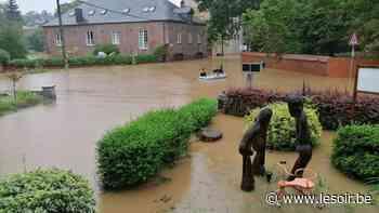 Inondations: à Court-Saint-Etienne, l'eau détruit les rêves d'urbanisation - Le Soir