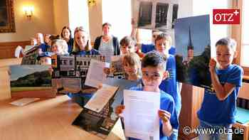 Kahlaer Grundschüler schreiben eine literarische Liebeserklärung