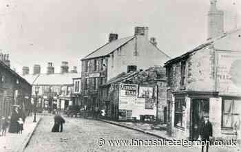 Was Oswaldtwistle once the pub capital of East Lancashire?