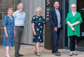 The Whitaker Museum unveils spectacular social space for the people of Rossendale