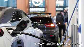 Lancashire: Electricity North West says electric car chargers have surged