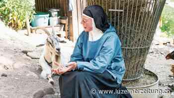 Schwester Theresia spricht mit ihren Tieren - Luzerner Zeitung