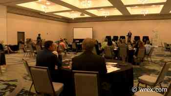 Business leaders, lawmakers meet in Rockford to discuss adding jobs to the region - WREX-TV