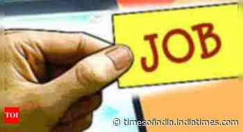 Provided 6.65 lakh jobs in 4 years, 3 times more than Samajwadi Party, claims Uttar Pradesh govt - Times of India
