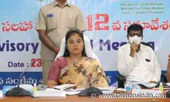 Vijayawada: Government urged to reserve 100% jobs for tribals in Agency areas - The Hans India