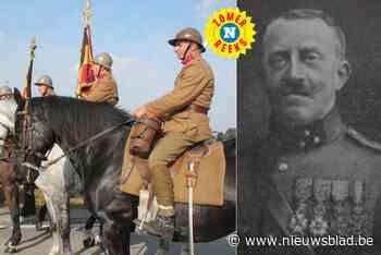 Hoe de laatste charge van de Belgische cavalerie ook de zwanenzang werd van graaf Francis de Meeus