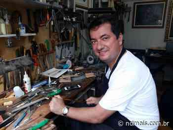 Oficina em Joinville conta com um dos melhores construtores de arcos musicais do mundo - ND Mais