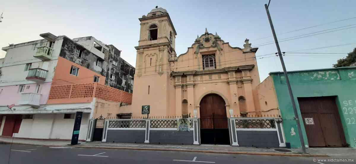 """Roban por quinta ocasión la iglesia """"La Pastora"""" - El Dictamen"""