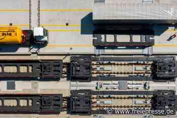 Vogtländer bauen mit an Cargo-Terminal in Calais - Freie Presse