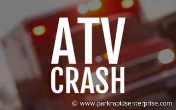 Victim identified in fatal ATV crash near Wadena - Park Rapids Enterprise