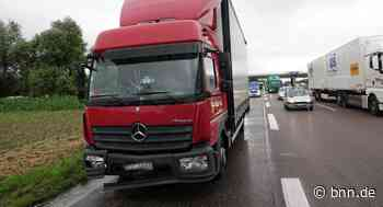 Zwei Unfälle führen zu Staus auf der A5 bei Achern - BNN - Badische Neueste Nachrichten