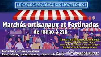 Marchés artisanaux et festinades - 28/08/2021 - Gardanne - Frequence-sud.fr - Frequence-Sud.fr