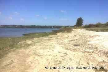 Paimpol. La plage du Ledano fermée à cause de fortes émanations d'hydrogène sulfuré - France 3 Régions