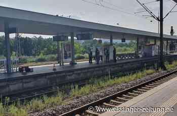 Esslinger Bahnhof - Nach Körperverletzung im Krankenhaus - esslinger-zeitung.de