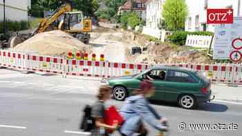 Streit um Parkplätze: Jetzt schlägt's zwölf im Jenaer Südviertel - Ostthüringer Zeitung
