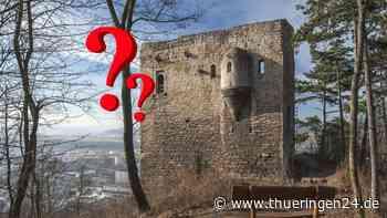 Jena: Mysteriöse Beobachtung an Lobdeburg – das steckt dahinter - Thüringen24