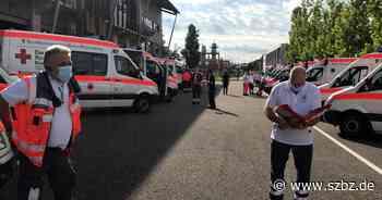Flutkatastrophe: DRK-Freiwillige aus Sindelfingen helfen Hochwasseropfern - Sindelfinger Zeitung / Böblinger Zeitung