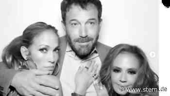 Erstes Pärchenfoto: Ben Affleck und Jennifer Lopez machen ihre Liebe offiziell - STERN.de