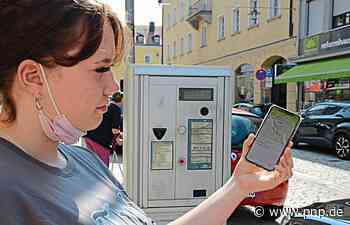 Ab Herbst ist das Handy der Parkschein - Passauer Neue Presse