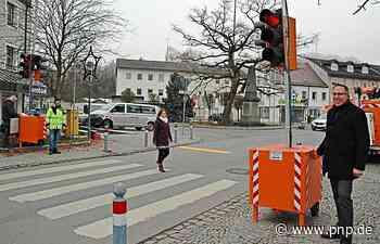 Landkreis beteiligt sich an Fußgängerampeln - Deggendorf - Passauer Neue Presse