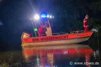 Verdächtige Geräusche - Retter suchen Donau bei Osterhofen ab - idowa
