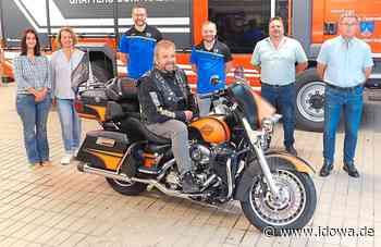 Motorrad-Benefizkorso Grattersdorf - Am 5. September Neuauflage des Mega-Events - idowa