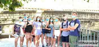 Fourmies : 11 lycéens de Camille Claudel étaient au festival d'Avignon - L'Observateur