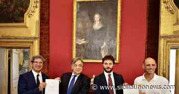 Riconoscimenti. Orlando conferisce TPMP a Bruni e Randazzo - http://www.siciliaunonews.com