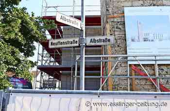 Neuer Belag in Wendlingen - Ein Zentrum wie aus einem Guss - esslinger-zeitung.de