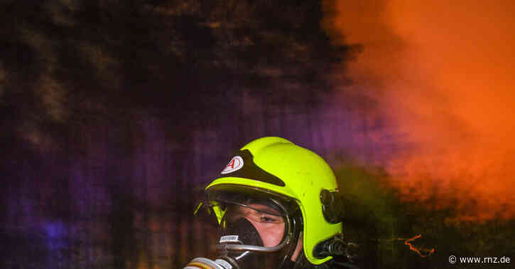Mannheim:  Defekt im Stromkasten führt zu Kellerbrand
