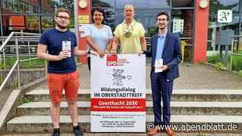 Weiterer Bildungsdialog zur Schule 2030 in Geesthacht - Hamburger Abendblatt