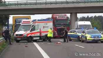 65-Jähriger stirbt an schweren Verletzungen bei Unfall auf A 31 - NOZ