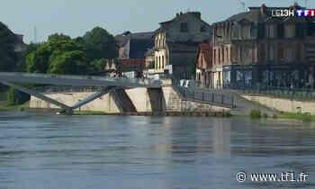 Crue de l'Aisne à Soissons : la crainte d'importantes inondations - TF1
