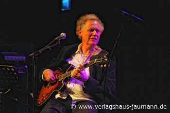 """Rheinfelden: Hary de Ville und die """"Real Bluesband"""" gastieren in Herten - Verlagshaus Jaumann - www.verlagshaus-jaumann.de"""