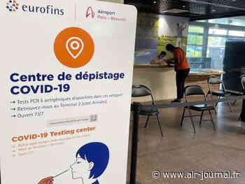 L'aéroport Paris-Beauvais ouvre un centre de tests Covid-19 - Air-Journal