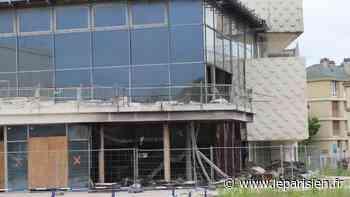Beauvais : un an après l'incendie, les travaux du nouveau théâtre toujours au point mort - Le Parisien