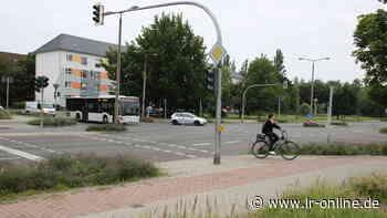 Kreisverkehr Senftenberg: Wann kommt Senfenbergs Super-Kreisel? - Lausitzer Rundschau