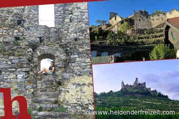 Ruinen-Hopping im Kremstal - Helden der Freizeit