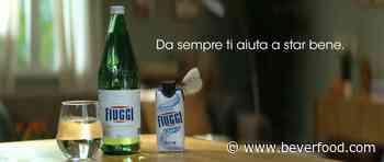 Acqua e Terme Fiuggi in pubblicità per promuovere la storica acqua - Beverfood.com