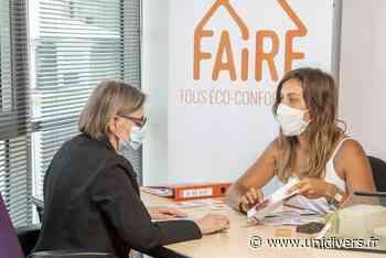 Permanences de l'Espace Conseil FAIRE à Chaville Hôtel de Ville de Chaville vendredi 10 septembre 2021 - Unidivers