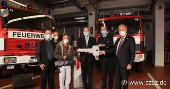 Sindelfingen: Löschfahrzeuge für die Insel Samos - Sindelfinger Zeitung / Böblinger Zeitung