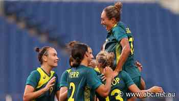 Live: Matildas trailing Sweden in in second half of Tokyo Olympics clash