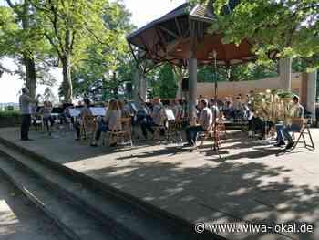 Musik lag in der Luft – OpenAir im Gerbersruhpark - www.wiwa-lokal.de