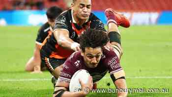 Returning duo fire Manly past Tigers - Bunbury Mail