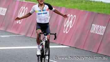 Ecuador's Carapaz wins Olympic road race - Bunbury Mail