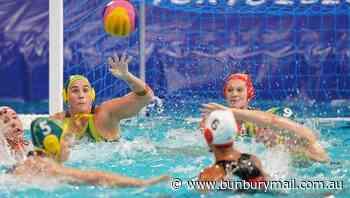 Aussie Stingers beat Canada in water polo - Bunbury Mail