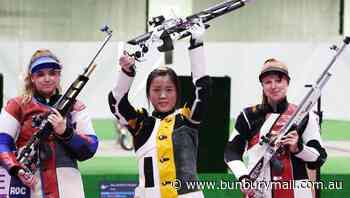 Tokyo's first gold goes to Chinese shooter - Bunbury Mail