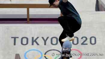 Skater O'Neill studies Tokyo street course - Bunbury Mail