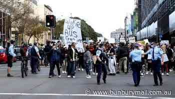 The Informer: Thousands attend protests despite rising virus cases - Bunbury Mail